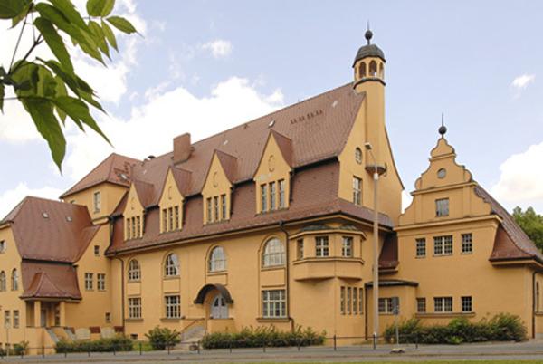 Christliches Spalatin Gymnasium Altenburg Evangelische